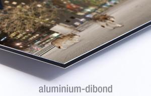 Voorbeeld aluminium-dibond