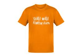 T-shirt-WWRotterdam-oranje